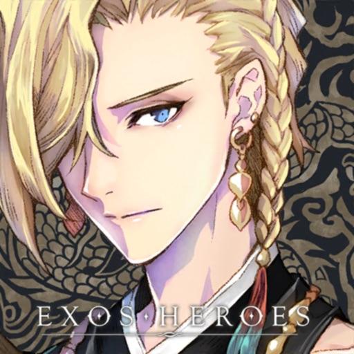 新たなRPG Exos Heroes (エグゾス ヒーローズ) ビジュアリズム・プレイ RPG