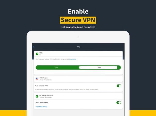 Norton 360: Mobile Security Screenshot