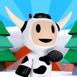 Sherman the Alaskan Cow