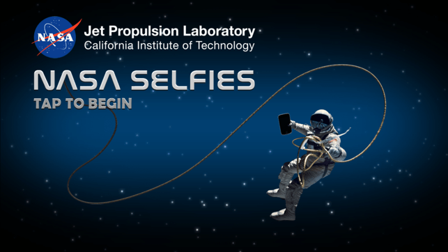 ‎NASA Selfies Screenshot