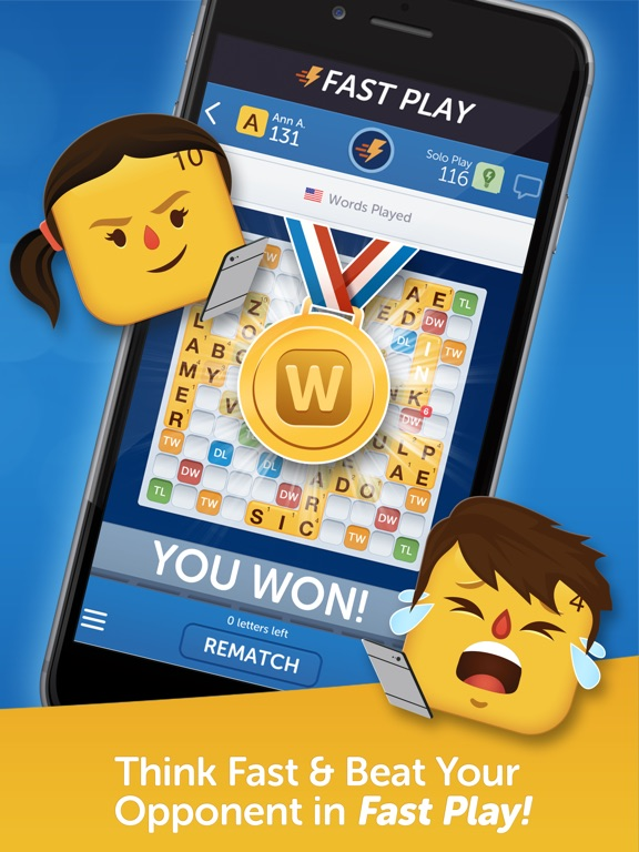 Words With Friends – Word Game Screenshot
