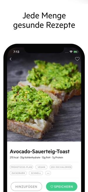 Lifesum: Kalorienzähler & Diät Screenshot
