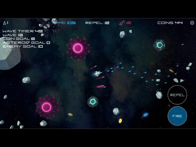 Astronoidz Screenshot