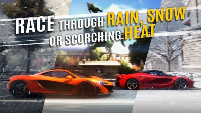 Asphalt Street Storm Racing Screenshot