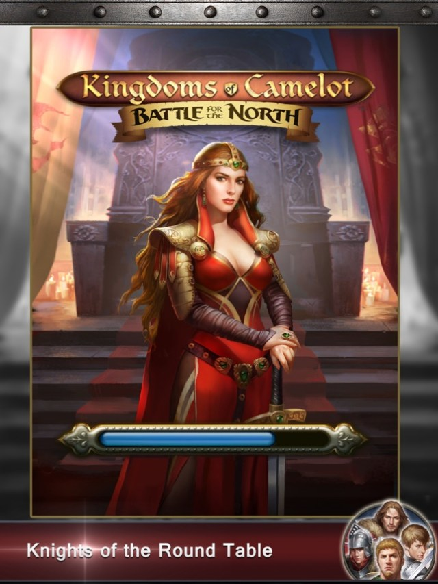Kingdoms of Camelot: Battle Screenshot