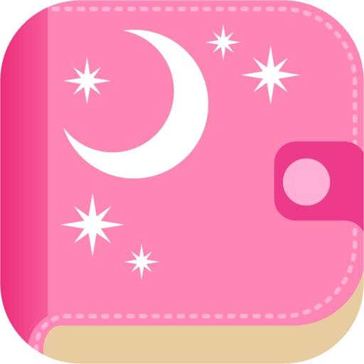 生理管理アプリ「リズム手帳」排卵日予測・妊娠・ダイエットに!