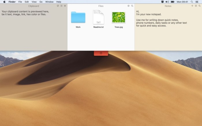 Unclutter Screenshot 01 f7incjn