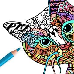 Disegni da Gatti da Colorare