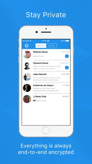 Signal - Private Messenger Screenshot