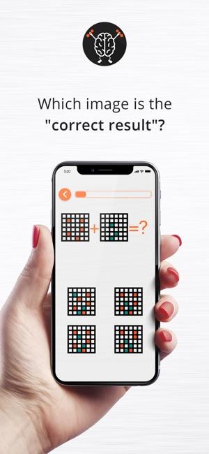 Skillz - Logical Brain Game Screenshot