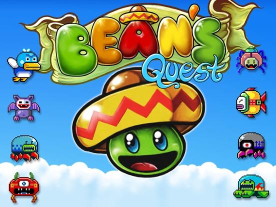 552x414bb Bean's Quest als Gratis iOS App der Woche Apple Apple iOS Games Technology