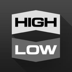Highlow 取引アプリ