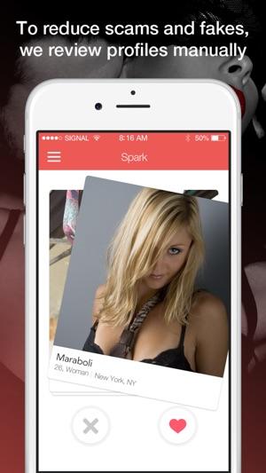 3Somer: Threesome Swingers App Screenshot