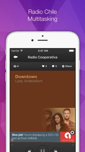 Radio Chile - Lite Screenshot