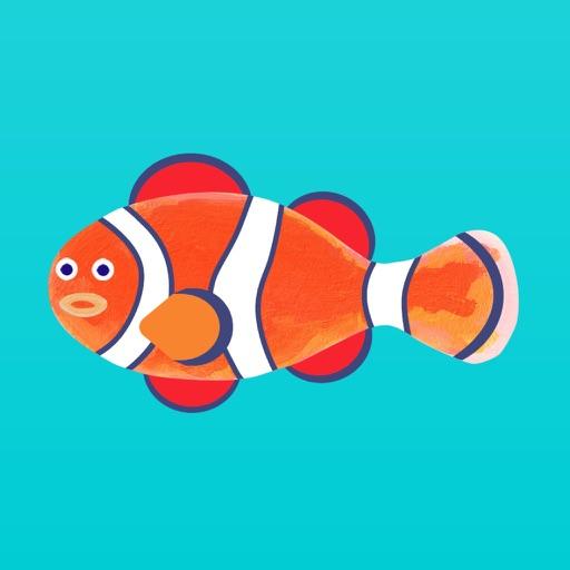 スマホをやめれば魚が育つ