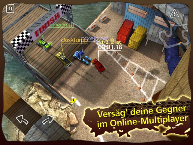 Reckless Racing HD Screenshot