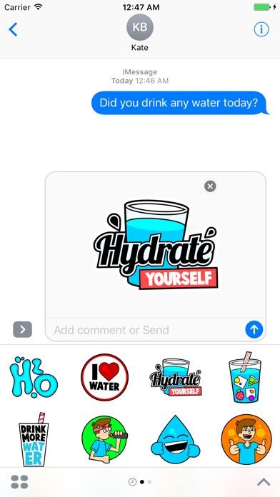 392x696bb Water Minder als Gratis iOS App der Woche Apple Apple iOS Gadgets Technology
