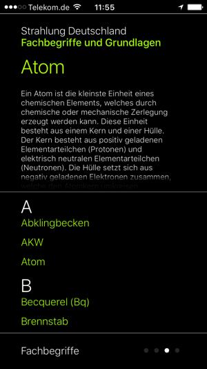 Strahlung Screenshot