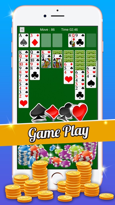 Klondike Solitaire - Classic Card Game 1.0  IOS