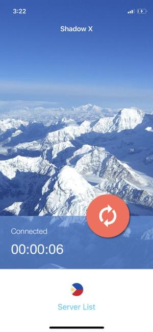 ShadowX VPN: Better than a VPN Screenshot