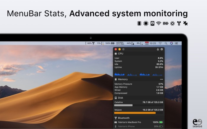 MenuBar Stats Screenshot 1 12tkxcn