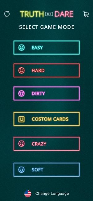 Truth or Dare? Fun Party Games Screenshot