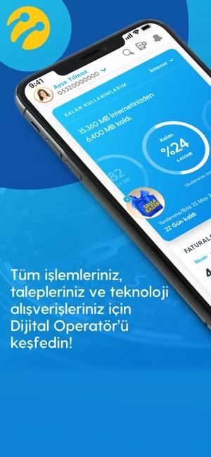 Dijital Operatör Screenshot