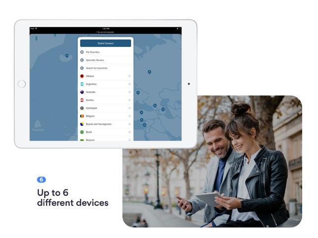 NordVPN: VPN Fast & Secure Screenshot