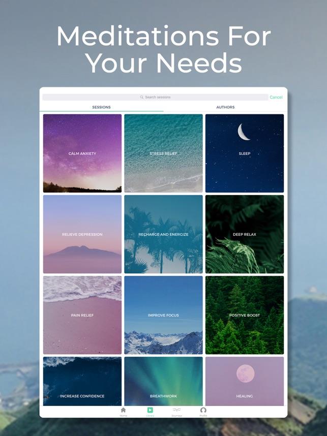 Mindbliss - Meditation & Sleep Screenshot