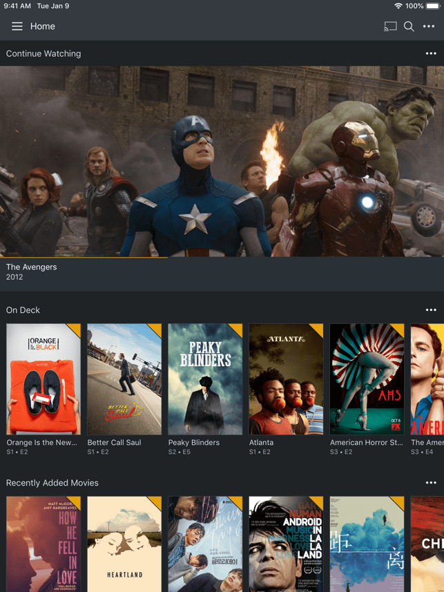 Plex Integrates Tidal Music Streaming | GTechEEK