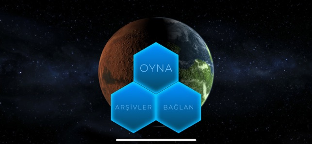 TerraGenesis - Bilim Oyunu Screenshot
