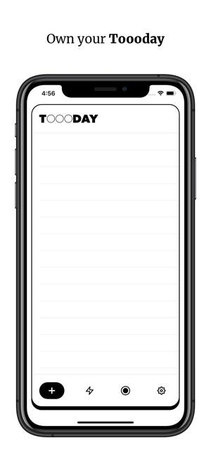 Toooday Screenshot
