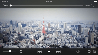 VLC for iOS – Continuous loop Caleb and Sophia videos on