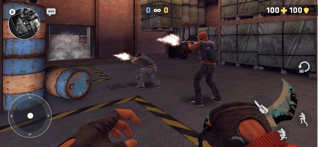 ‎Critical Ops: Multiplayer FPS Screenshot