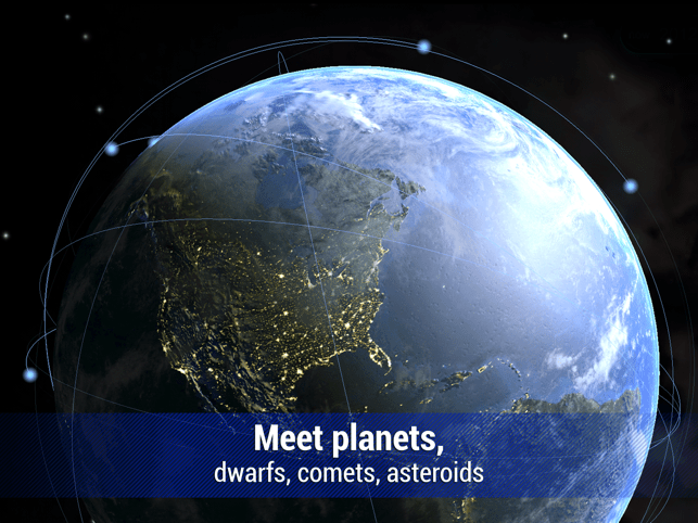 ‎Solar Walk - Planets Explorer Screenshot