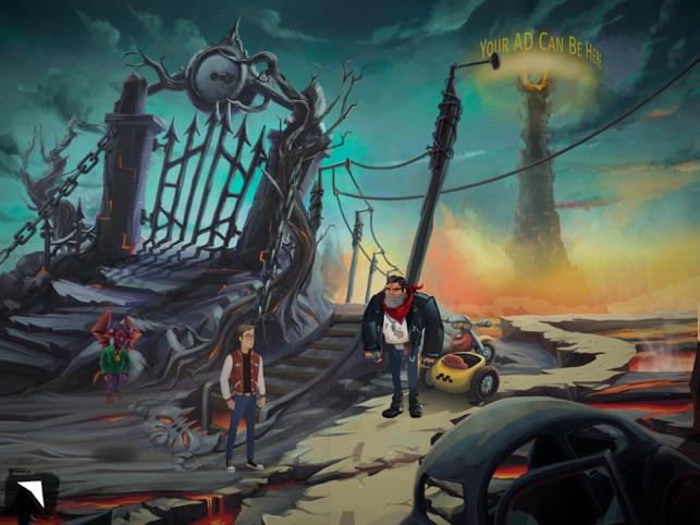 Angelo and Deemon Quest Screenshot