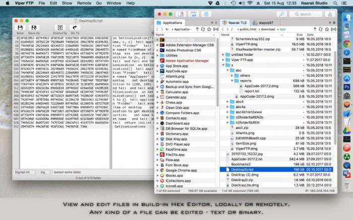 Viper FTP Screenshot 6 57xqftn