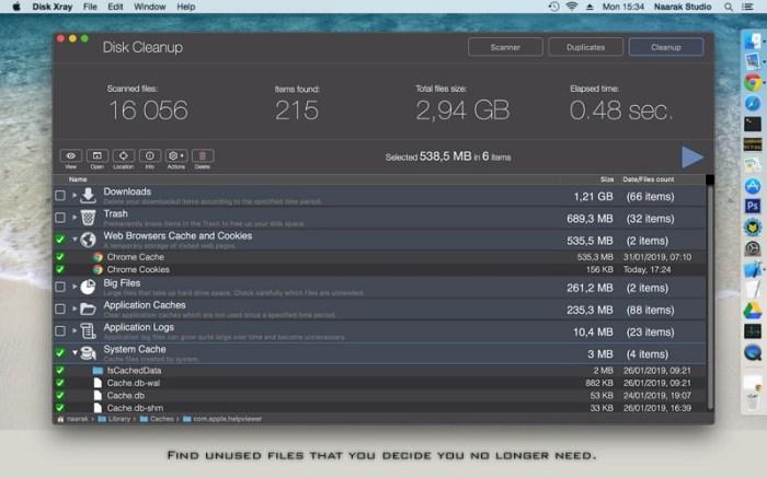 Disk Xray Screenshot 03 1c92k7rn