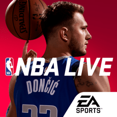 ‎NBA LIVE Mobile Basketball