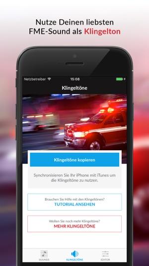 iPiepser - Feuerwehr Piepser Screenshot