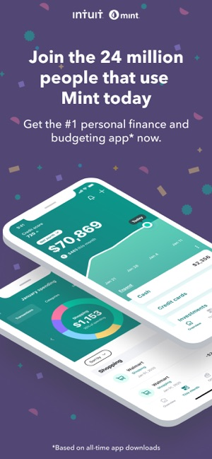 Mint: Personal Finance & Money Screenshot