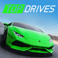 Top Drives — карточные гонки