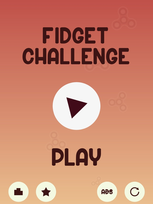 Fidget Spinner - Hand Spinner Focus Game Screenshot