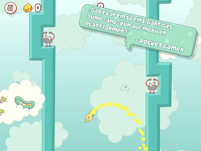 Eggggg – Das Puke-and-Run Screenshot
