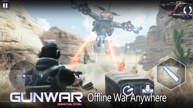 Offline Shooter Games for iOS