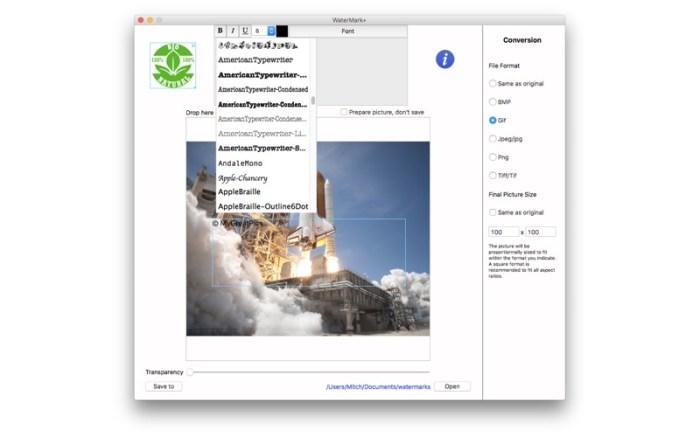 WaterMark+ Screenshot 03 9nluqkn