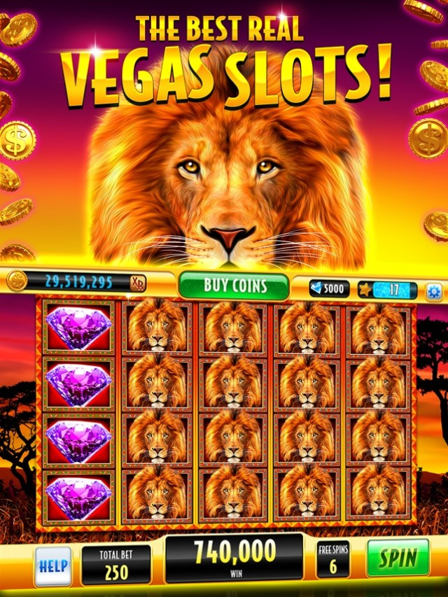 Xtreme Slots Screenshot
