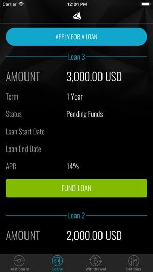 Kambo Finance Screenshot