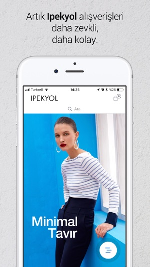 IPEKYOL Screenshot