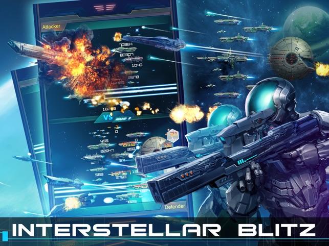 Galaxy At War Online Screenshot